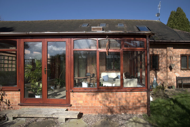 Solid Roof Conservatories in Walsall West Midlands